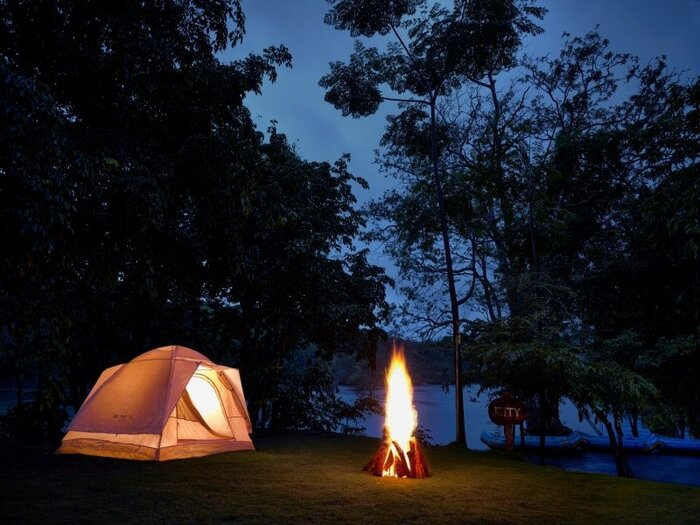 Thrills of Camping